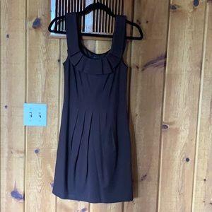 BCBG Max Azria Brown Dress Small